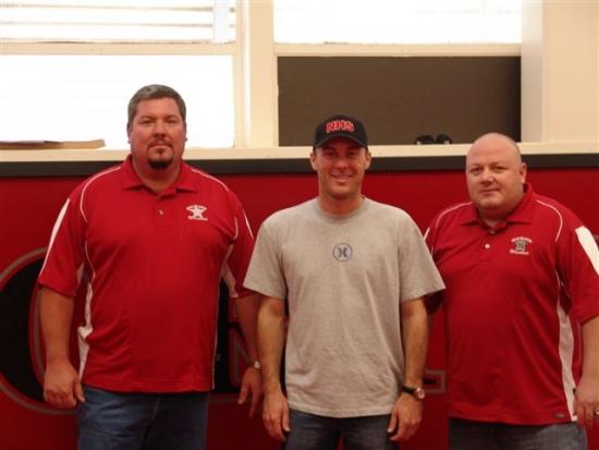 North High School Athletics Kevin Harvick Foundation